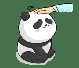 Panda Yuan-Zai sticker #6997148