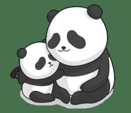 Panda Yuan-Zai sticker #6997151