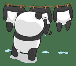 Panda Yuan-Zai sticker #6997152