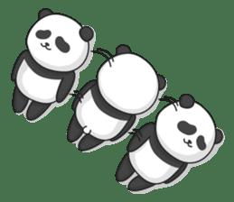 Panda Yuan-Zai sticker #6997154