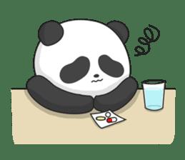 Panda Yuan-Zai sticker #6997156