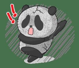 Panda Yuan-Zai sticker #6997158