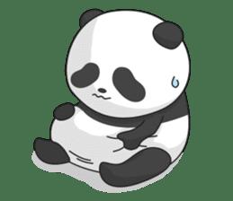 Panda Yuan-Zai sticker #6997159