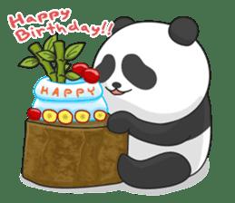 Panda Yuan-Zai sticker #6997160