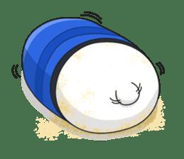 Panda Yuan-Zai sticker #6997162