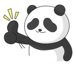 Panda Yuan-Zai sticker #6997163