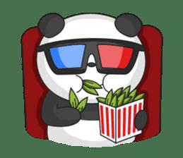 Panda Yuan-Zai sticker #6997167