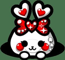 LOVELOVERABBIT sticker #6998051