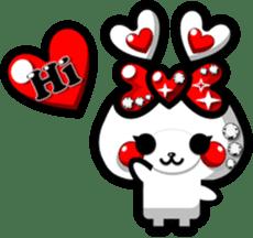 LOVELOVERABBIT sticker #6998052
