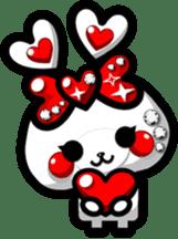 LOVELOVERABBIT sticker #6998053