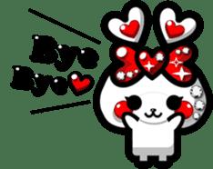 LOVELOVERABBIT sticker #6998058