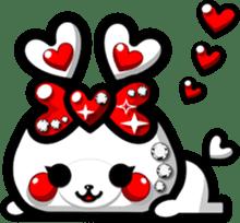 LOVELOVERABBIT sticker #6998059