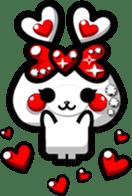 LOVELOVERABBIT sticker #6998064