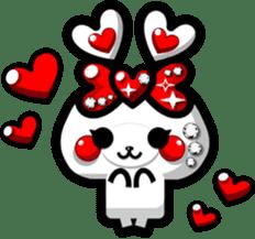 LOVELOVERABBIT sticker #6998065