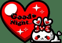 LOVELOVERABBIT sticker #6998067