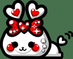 LOVELOVERABBIT sticker #6998068