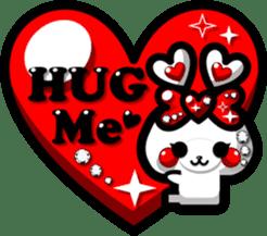 LOVELOVERABBIT sticker #6998069