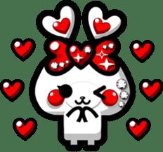 LOVELOVERABBIT sticker #6998070