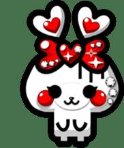 LOVELOVERABBIT sticker #6998071