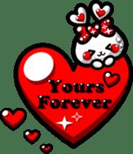 LOVELOVERABBIT sticker #6998074