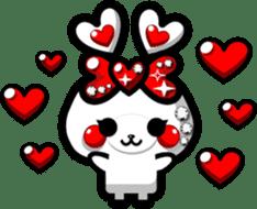 LOVELOVERABBIT sticker #6998075