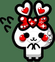 LOVELOVERABBIT sticker #6998078