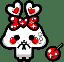 LOVELOVERABBIT sticker #6998083