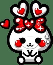LOVELOVERABBIT sticker #6998084