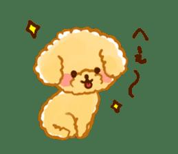 toy poodles2 sticker #6998413