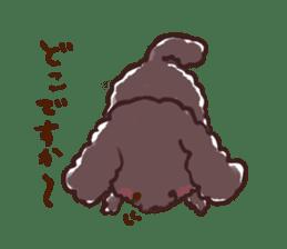 toy poodles2 sticker #6998419
