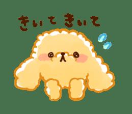 toy poodles2 sticker #6998421