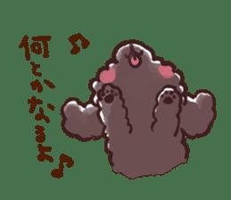 toy poodles2 sticker #6998446