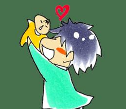 I love Baby! sticker #6999134