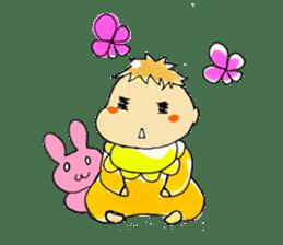 I love Baby! sticker #6999139