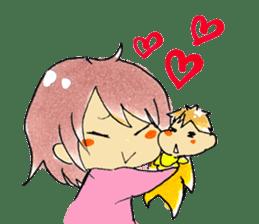 I love Baby! sticker #6999140