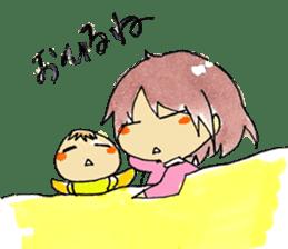 I love Baby! sticker #6999151