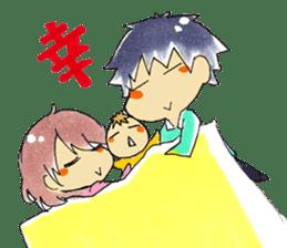 I love Baby! sticker #6999152