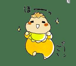 I love Baby! sticker #6999166