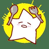 Star and StrangeCircle sticker #6999590