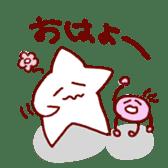 Star and StrangeCircle sticker #6999600
