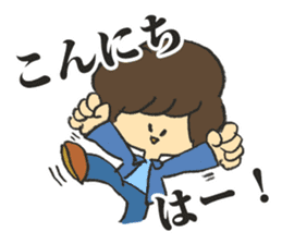 TOKAI ONAIR STICKER sticker #7002994