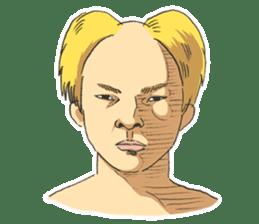 TOKAI ONAIR STICKER sticker #7003028