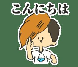 TOKAI ONAIR STICKER sticker #7003034