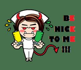 Nan is a nurse Part.4 (Eng) sticker #7003730