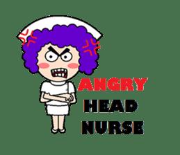 Nan is a nurse Part.4 (Eng) sticker #7003741
