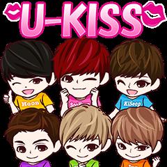 U-KISS STICKERS