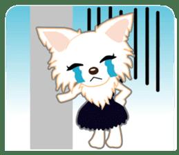Chihuahua of Kansai dialect sticker #7011190