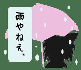 Chihuahua of Kansai dialect sticker #7011203
