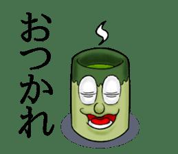 Henguru of clay! sticker #7012026