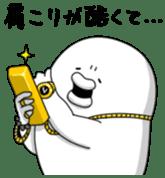 yarukinashio upstart ver sticker #7012292
